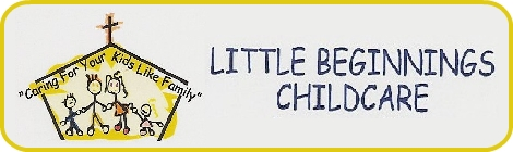 Little Beginnings Header