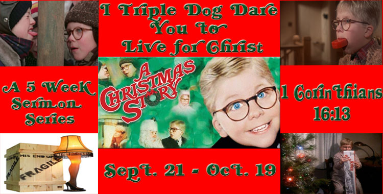 christmas story 5 week series